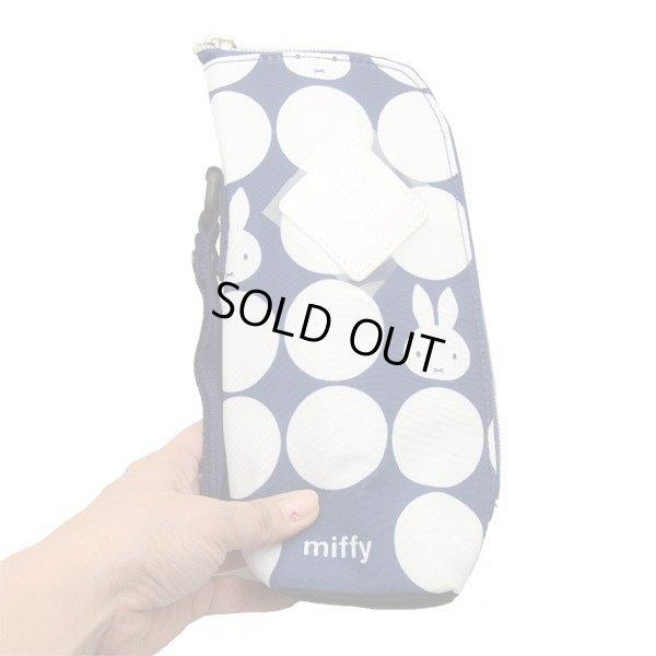 画像3: 【ネコポスOK】ミッフィー 哺乳瓶ケース 保温保冷 哺乳瓶入れ 哺乳瓶ポーチ かわいい パパママ ※ネコポスの場合は中のスポンジを抜いて押しつぶして発送します※