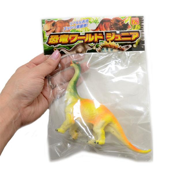 画像2: 【ネコポス不可】恐竜ワールドジュニア 12種の中からどれが届くかお楽しみ リアルなフィギュア ノンキャラ