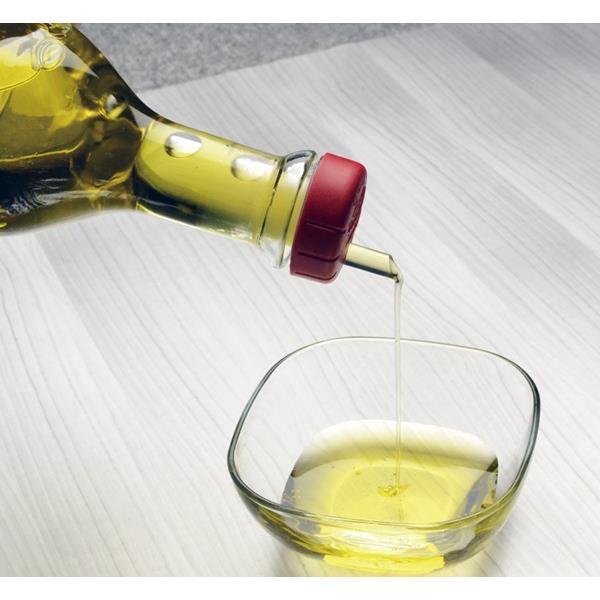 画像2: ボルミオリロッコ QSオイルジャー 2個組 セット オイルポット オイル差し オイルボトル オイル入れ ガラス ボルミオリ・ロッコ【ネコポス不可】