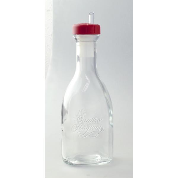 画像4: ボルミオリロッコ QSオイルジャー 2個組 セット オイルポット オイル差し オイルボトル オイル入れ ガラス ボルミオリ・ロッコ【ネコポス不可】